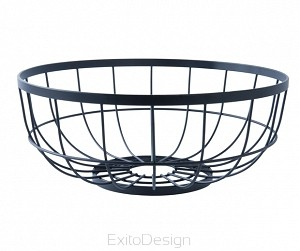 Patera  Open Grid black by pt,