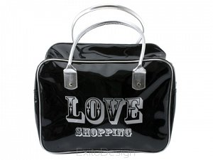 Torba weekendowa Love Shopping by Wanted