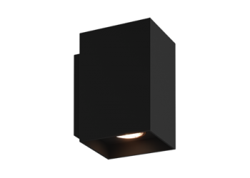 Lampa ścienna SANDY SQUARE black by Zuma Line