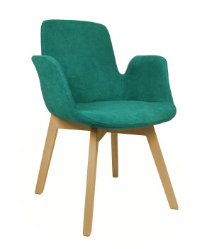 Krzesło tapicerowane MORI beż Sklep ExitoDesign.pl