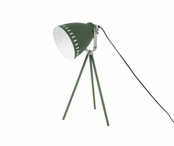 Lampa stołowa Mingle 3 legs green/silver by Leitmotiv
