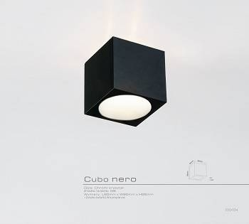 Cubo Nero by OrlickiDesign