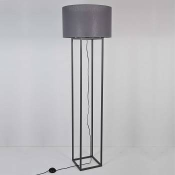 Lampa Podłogowa QUADRA BIG GRAY by Namat