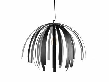 Lampa wisząca Willow Large silver by Leitmotiv