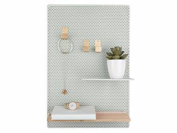 Tablica Memo Perky Mesh grayed jade by pt,