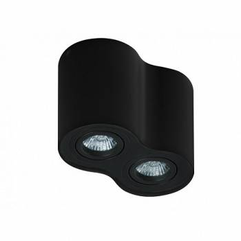 Lampa BROSS 2 BLACK/BLACK by AZzardo