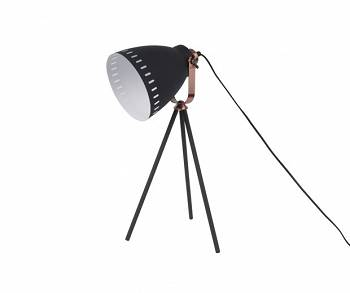 Lampa stołowa Mingle 3 legs black by Leitmotiv