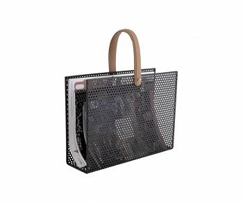 Gazetnik Perky Mesh iron black by pt,