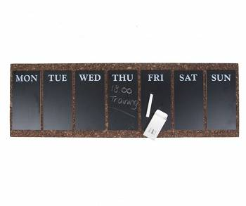 Tablica korkowa Weekplanner by pt,