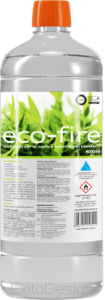 Eco-Fire Płyn 1l biopaliwo by Alpinus