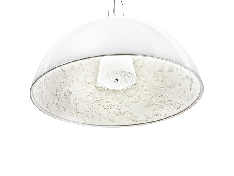 Lampa DECORA L white by AZzardo