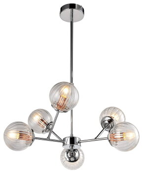 Lampa sufitowa Best 6 by Candellux