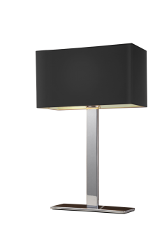 Lampa stołowa MARTENS TABLE black by AZzardo